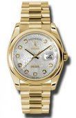 Rolex Day-Date 118208 sjdp Yellow Gold