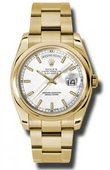 Rolex Day-Date 118208 wso Yellow Gold