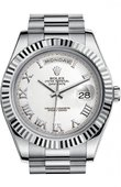 Rolex Day-Date 218239 wrp White Gold