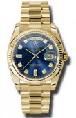 Rolex Day-Date 118238 bdp Yellow Gold