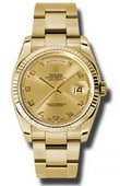 Rolex Day-Date 118238 chao Yellow Gold