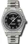 Rolex Day-Date 218239 bkrp White Gold