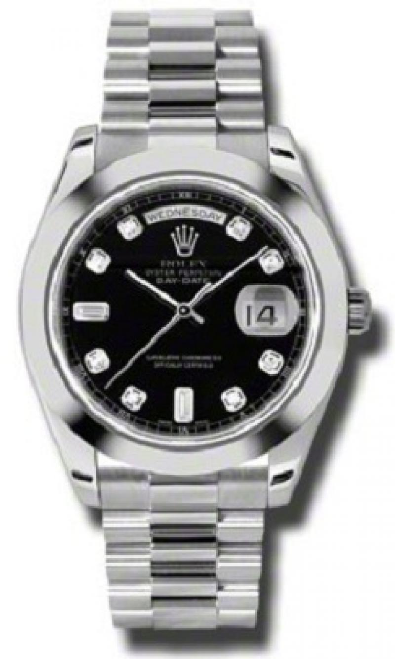 218239 bkdp Rolex White Gold Day-Date