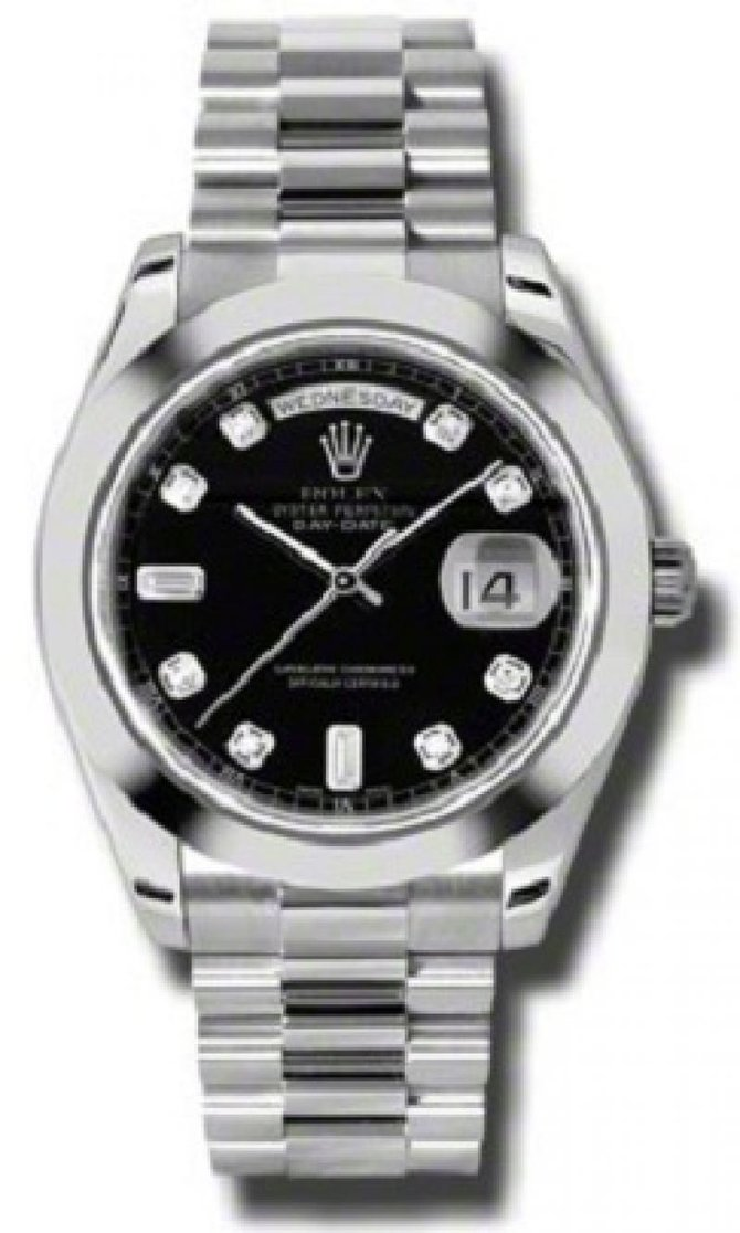Rolex 218239 bkdp Day-Date White Gold - фото 1