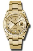 Rolex Day-Date 118238 chjdo Yellow Gold