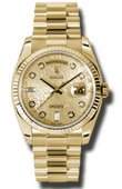 Rolex Day-Date 118238 chjdp Yellow Gold