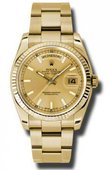 Rolex Day-Date 118238 chso Yellow Gold