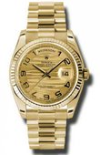 Rolex Day-Date 118238 chwap Yellow Gold