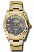 Rolex Day-Date 118238 dkmdo Yellow Gold