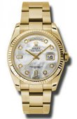 Rolex Day-Date 118238 mdo Yellow Gold