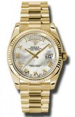 Rolex Day-Date 118238 mrp Yellow Gold