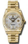 Rolex Day-Date 118238 mtdp Yellow Gold