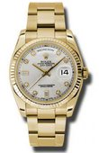 Rolex Day-Date 118238 sdo Yellow Gold