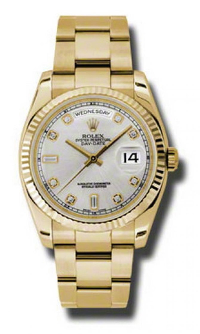 118238 sdo Rolex Yellow Gold Day-Date
