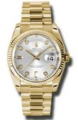 Rolex Day-Date 118238 sdp Yellow Gold
