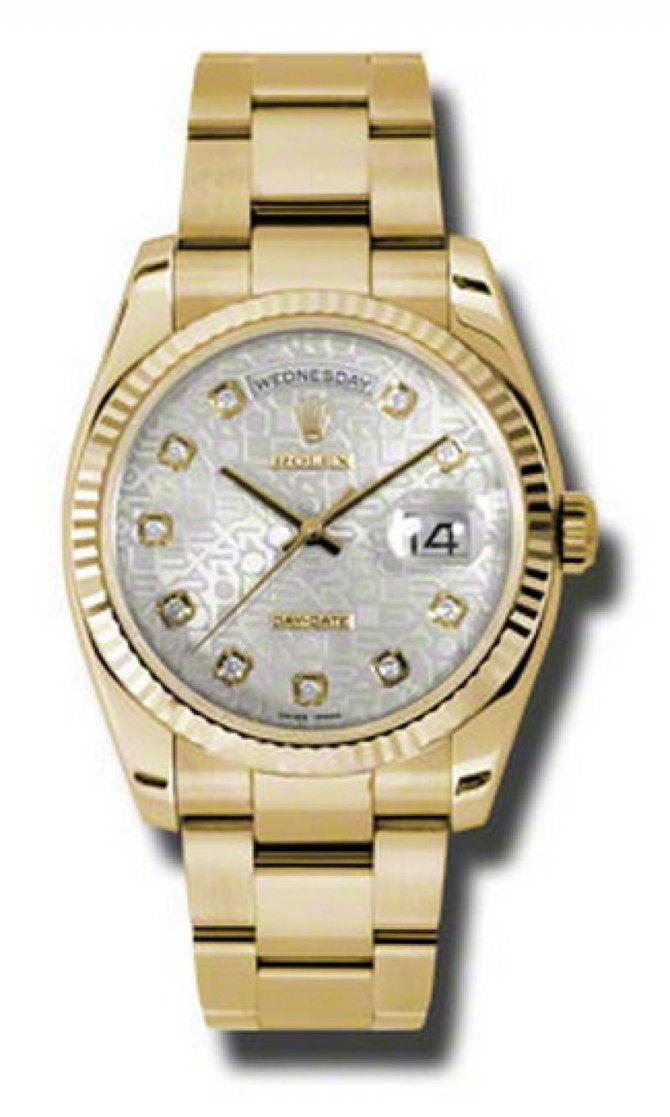 Rolex 118238 sjdo Day-Date Yellow Gold - фото 1