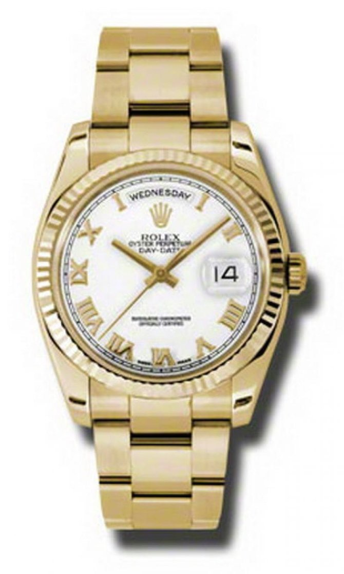 Rolex 118238 wro Day-Date Yellow Gold - фото 1