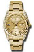Rolex Day-Date 118338 chdo Yellow Gold