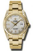Rolex Day-Date 118338 sdo Yellow Gold