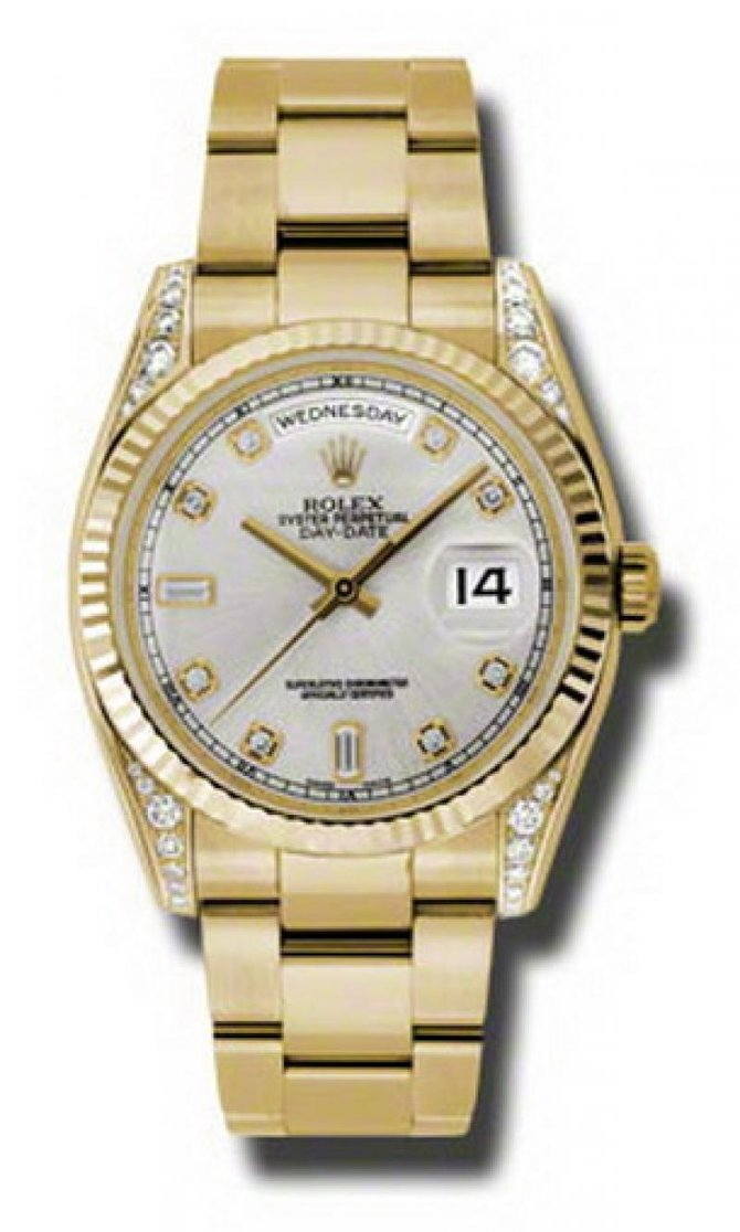 Rolex 118338 sdo Day-Date Yellow Gold - фото 1