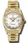 Rolex Day-Date 118338 wrp Yellow Gold