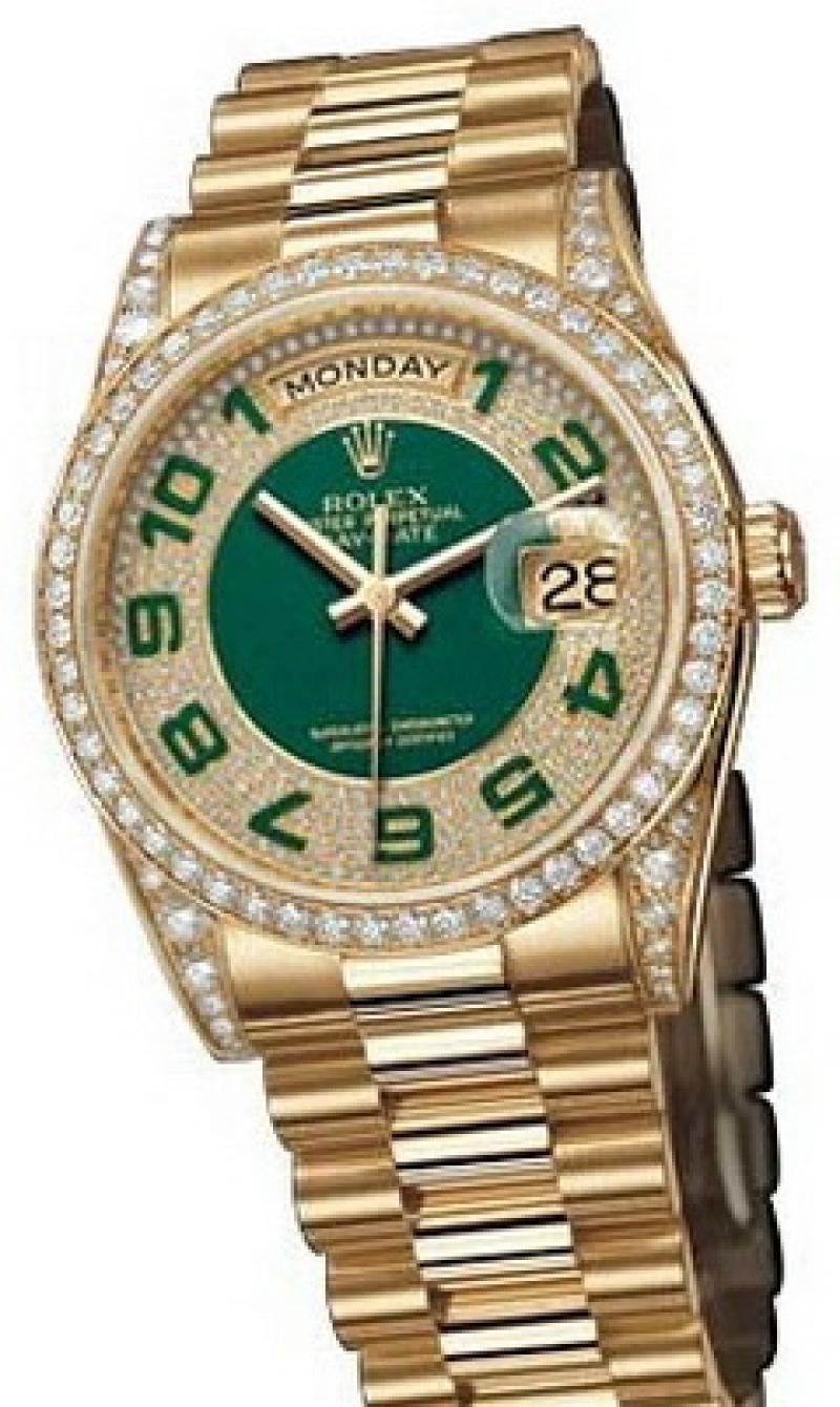 118388 pgap Rolex Yellow Gold Day-Date