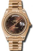 Rolex Day-Date 218235 brrp Everose Gold
