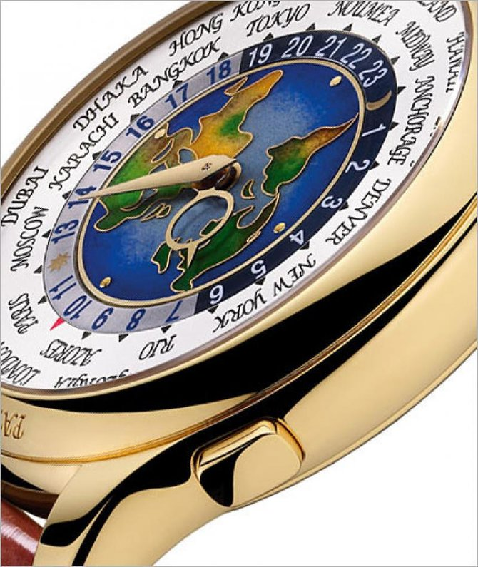 Patek Philippe 5131J-001 Complications World Time - фото 5