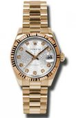 Rolex Datejust Ladies 178275 sjdp Everose Gold