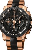 Corum Admirals Cup Challenger 753.935.91/V791 AN12 Admiral`s Cup Challenger Chrono 48