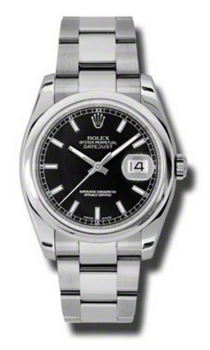 Rolex 116200 bkso Datejust Steel - фото 1