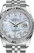Rolex Datejust 116234 mdj Steel