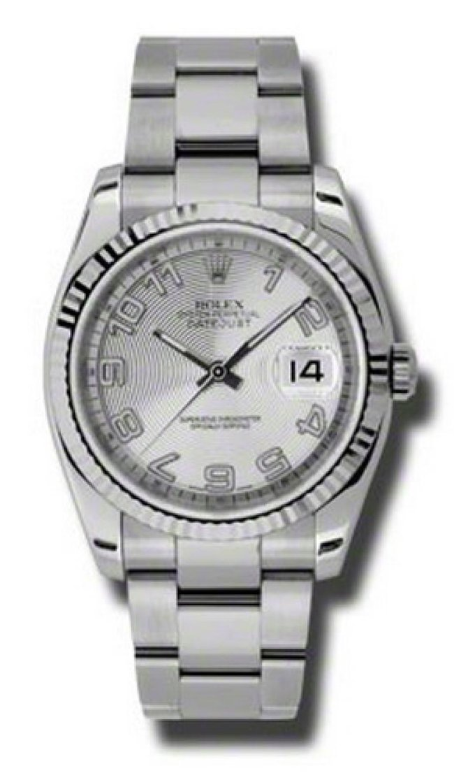 Rolex 116234 scao Datejust Steel - фото 1