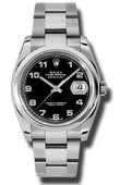 Rolex Datejust 116200 bkao Steel