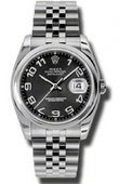 Rolex Datejust 116200 bkcaj Steel