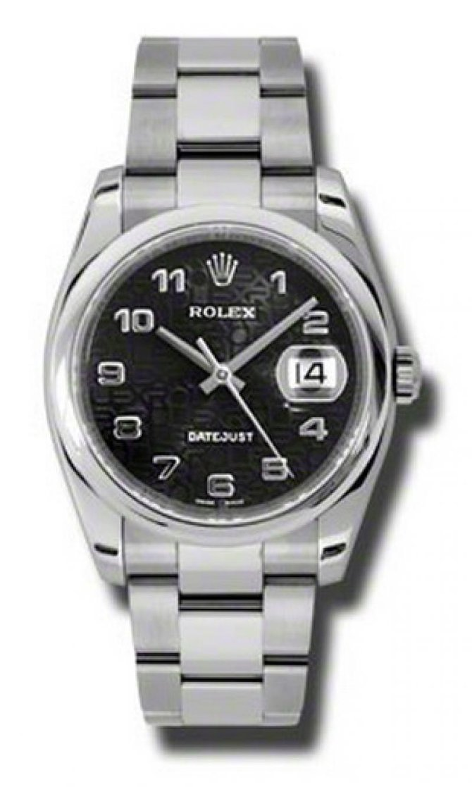 Rolex 116200 bkjao Datejust Steel - фото 1