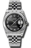 Rolex Datejust 116200 bksbrj Steel