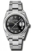 Rolex Datejust 116200 bksbro Steel