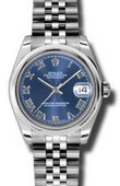 Rolex Datejust Ladies 178240 brj Steel