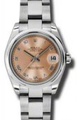 Rolex Datejust Ladies 178240 cro Steel