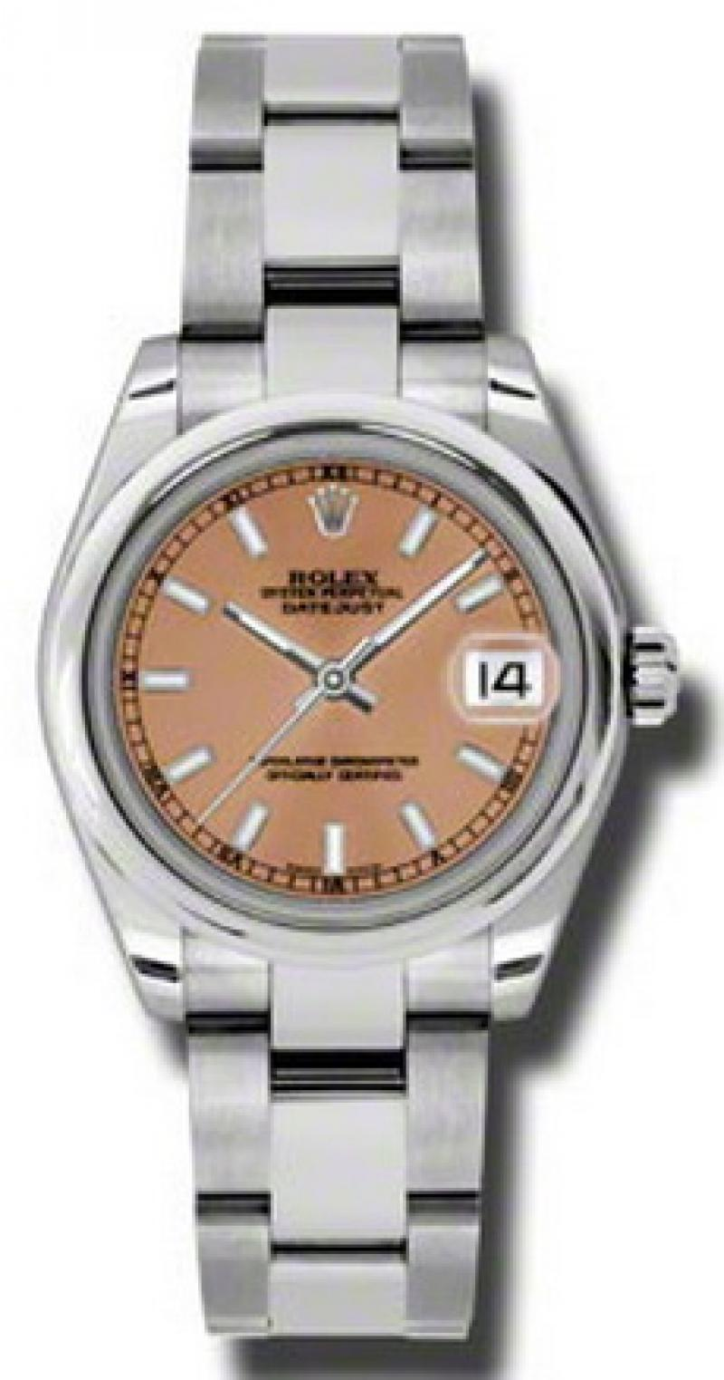 178240 cso Rolex Steel Datejust Ladies
