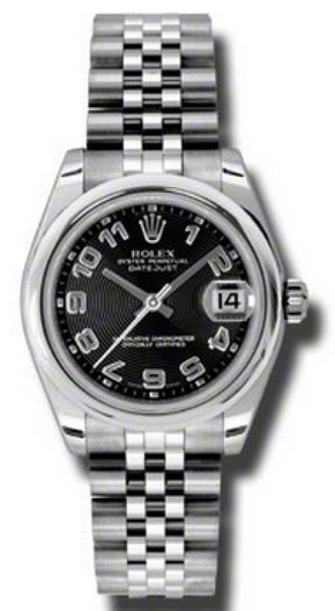 Rolex 178240 bkcaj Datejust Ladies Steel - фото 1