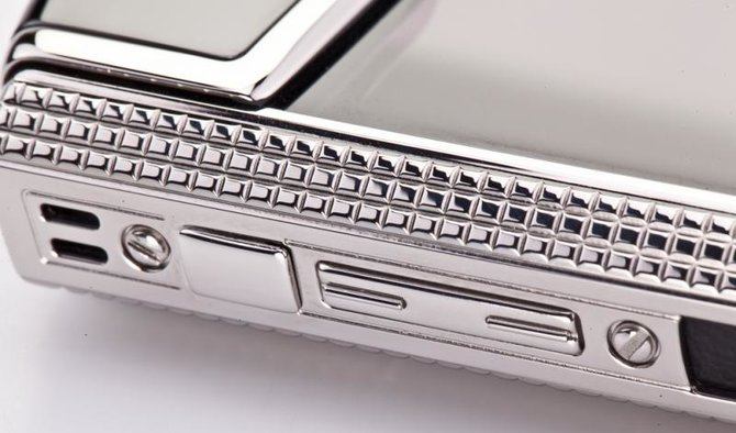 Vertu 0020V20 Signature S Design Clous De Paris Steel - фото 14