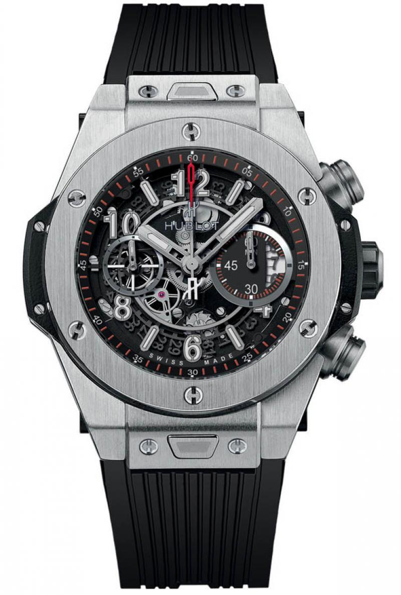 411.NX.1170.RX Hublot Titanium Big Bang Unico