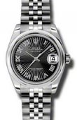 Rolex Datejust Ladies 178240 bksbrj Steel