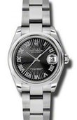 Rolex Datejust Ladies 178240 bksbro Steel