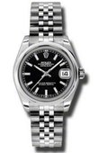 Rolex Datejust Ladies 178240 bksj Steel