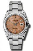 Rolex Datejust 116200 pso Steel