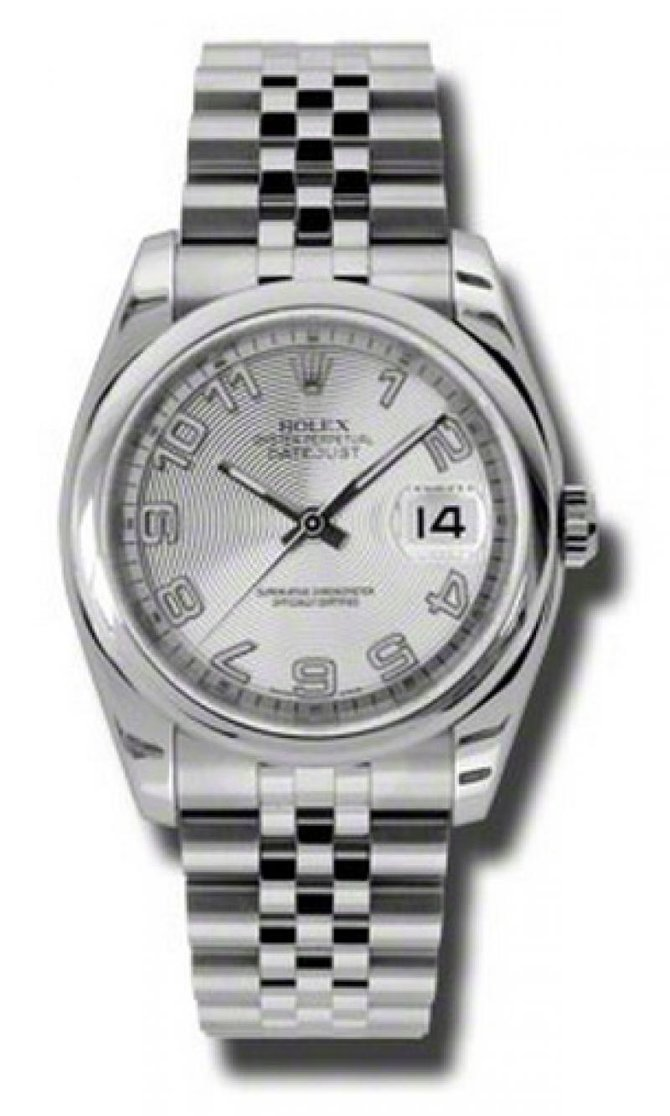 Rolex 116200 scaj Datejust Steel - фото 1