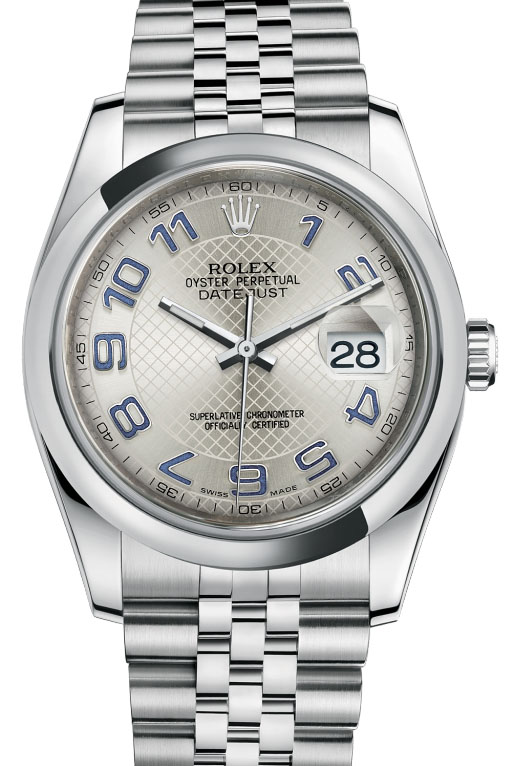116200 sdblaj Rolex Steel Datejust